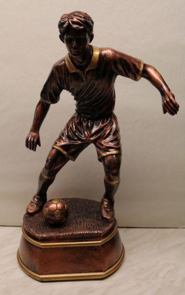 Große Fußballfigur ST 35909