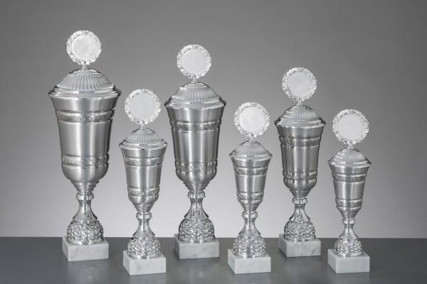 Edle Aluminium-Pokale 6-er Serie ST 57800