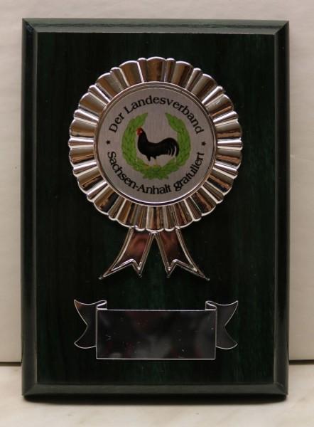 Ehrentafel mit Emblem ET 175x125E
