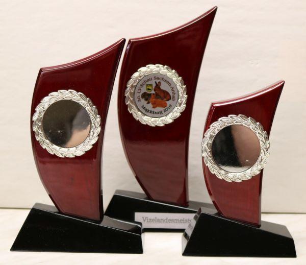 3-er Serie dekorative Holzständer ST 37660-37662