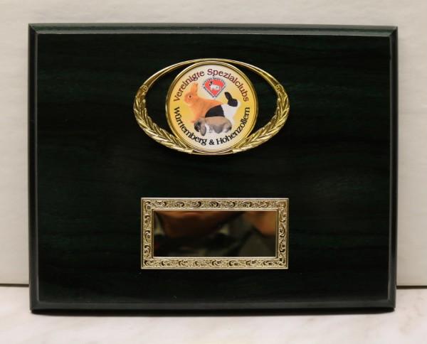 Ehrentafel mit Emblem ET 225 x175E